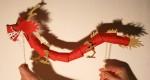 Papertoy Dragon 2012 de Tina Kraus (x 4)