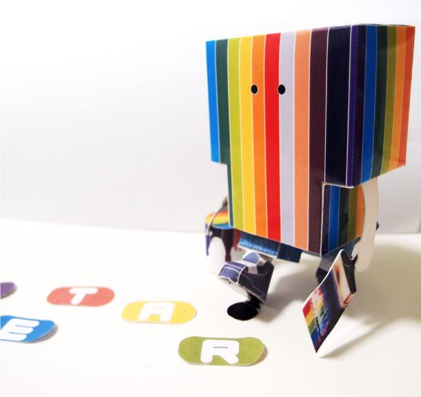 Blog Paper Toy papertoy Street Art Hadz pic2 Papertoy Street Art de Hadz