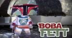 Boba Fett en papertoy (Star Wars)
