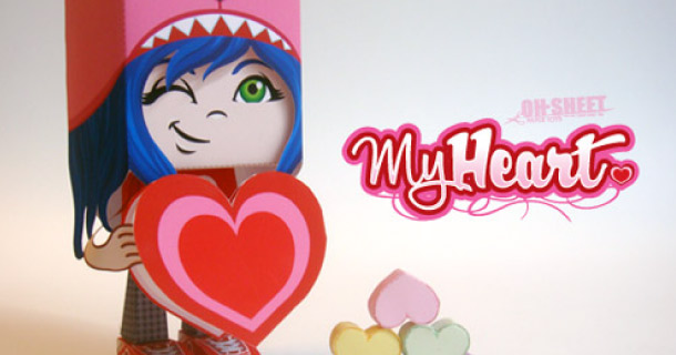 Blog_Paper_Toy_papertoy_My_Heart_ABZ