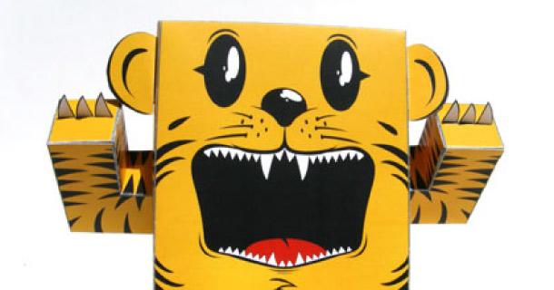 Blog_Paper_Toy_papertoy_Tigerider_Kekli