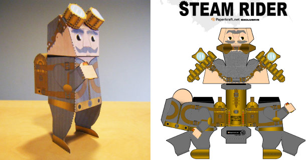 Blog_Paper_Toy_papertoy_Steam_Rider_Alexander_Gwynne
