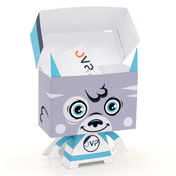 Blog Paper Toy papertoy Super Innovation pic3 Super Innovation de FAKIR (OVA Design)