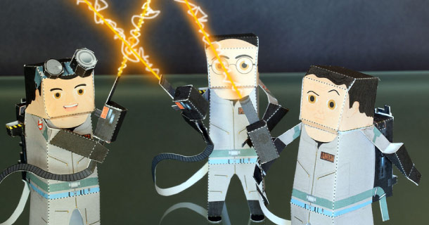Blog_Paper_Toy_papertoys_Ghostbusters_Alexander_Gwynne