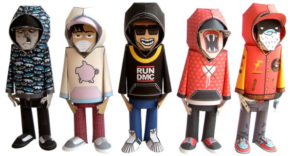 Blog_Paper_Toy_papertoys_Hoody_Serie_2_DMC
