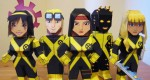 'The New Mutants' de 'My Paper Heroes'