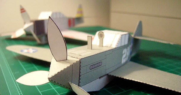 Blog_Paper_Toy_papertoys_Pearl_Harbor_Trilogy_Paper_Foldables