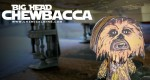 Chewbacca paper toy de Chemical9