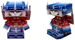 Optimus Prime papertoy de NiceBunny