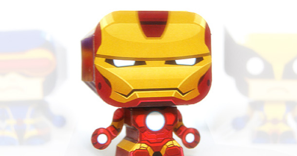 Blog_Paper_Toy_papertoy_Mini_Iron_Man_Gus_Santome