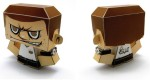 Coobie Paper Toy by 1000DAY