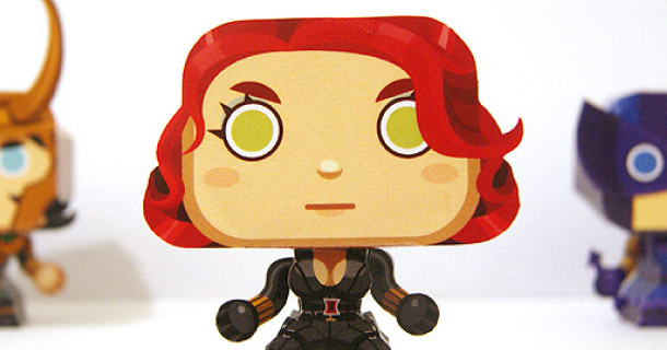 Blog_Paper_Toy_papertoy_Black_Widow_Gus_Santome