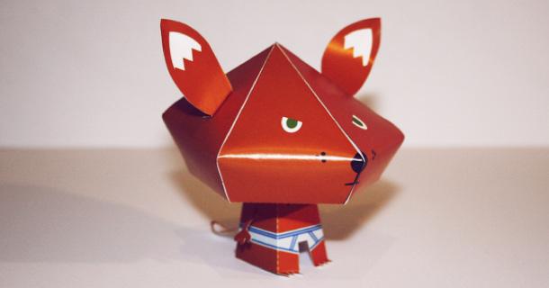 Blog_Paper_Toy_papertoy_Fox_Opos_Szczepan
