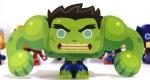 Hulk (mini) papertoy de Gus Santome
