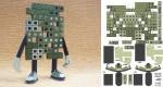 Wallman Tetris by Shoy