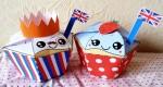 Jubilee Cupcakes de Samantha Eynon (x 2)