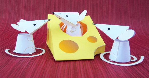 Blog_Paper_Toy_papertoy_Gold_Diggers_3EyedBear