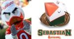 Miami Hurricanes Mascot de Zerolabor