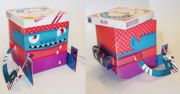 Blog_Paper_Toy_papertoy_Pizzaboy_LouLou_and_Tummie