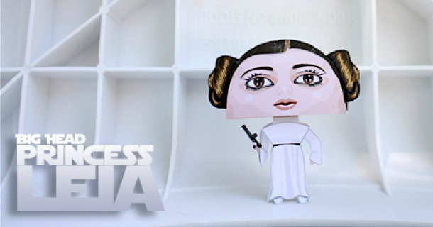 Blog_Paper_Toy_papertoy_Princess_Leia_Bratliff