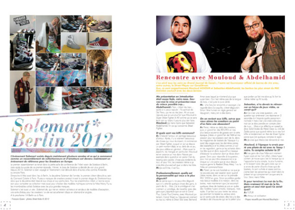 Blog Paper Toy papertoy Street Rules mag pic1 Lancement du magazine STREET RULES