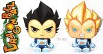 Mini Vegeta (double-face) de Gus Santome