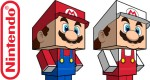 Papertoys Mario by Cubeecraft (x2)