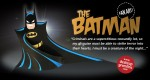 Batman papercraft de Desktop Gremlins