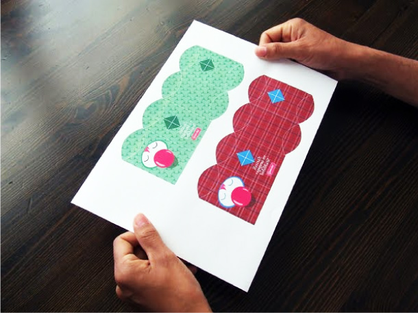 Blog Paper Toy papertoy Gumsta pic1 Gumsta papercraft de Zerolabor