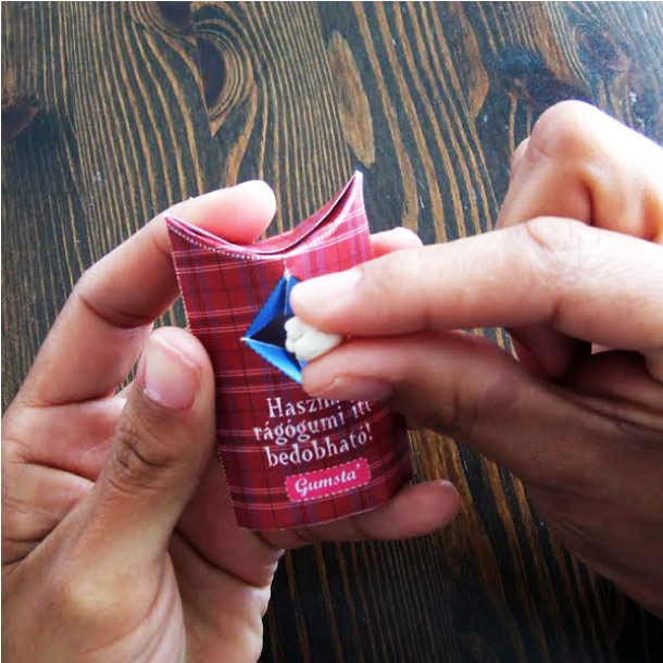 Blog Paper Toy papertoy Gumsta pic4 Gumsta papercraft de Zerolabor