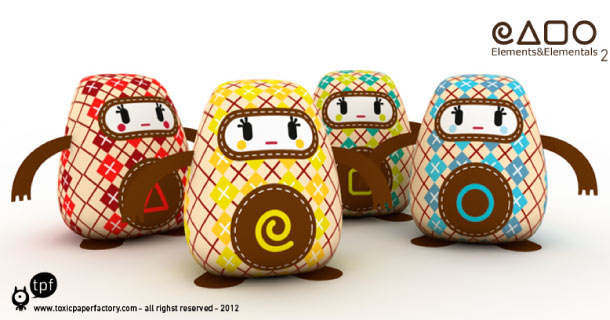 Blog_Paper_Toy_papertoys_Elements_Elementals_2_TPF