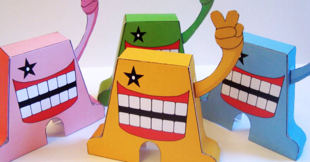 Blog_Paper_Toy_papertoys_SMILE_Little_Plastic_Man
