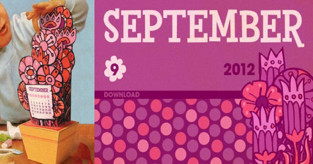 Blog_Paper_Toy_papercraft_Calendrier_Septembre_SCOUT_Creative