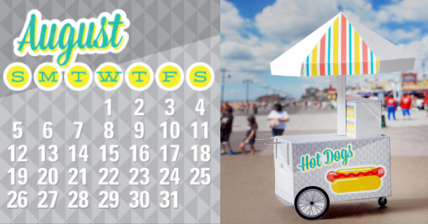 Blog_Paper_Toy_papertoy_Calendrier_Aout_Scout_Creative
