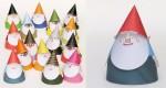 Papertoys 'The Snorfs' de 3EyedBear ( x 15)
