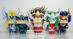 Paper Toys Saint Seiya (x 6) 