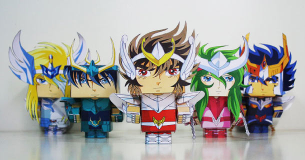 Blog_Paper_Toy_paper_toys_Saint_Seiya_simplementemoe