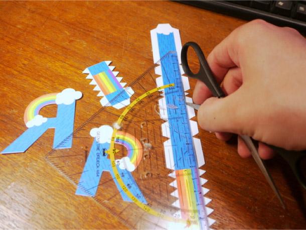 Blog Paper Toy papercraft Alphabet pic5 Alphabet en papercraft (x 26)