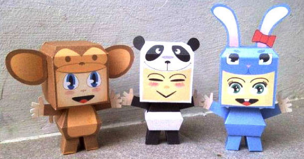 Blog_Paper_Toy_papertoys_Kiddo_Costume_Christopher_Ryan