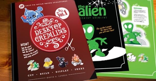 Blog_Paper_Toy_Desktop_Gremlins_Kickstarter