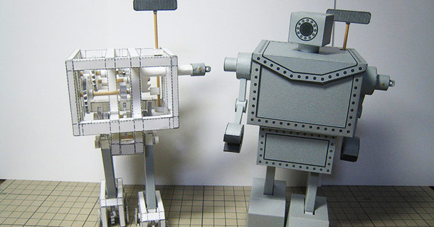 Blog_Paper_Toy_Paper_Robot_Humanoides
