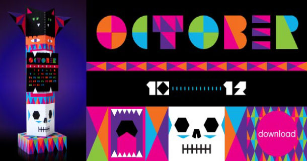 Blog_Paper_Toy_calendrier_papercraft_oct2012_Scout_Creative