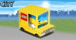 Papertoy LEGO Truck de BoxZet