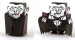 Papertoy Dracula by TOUGUI