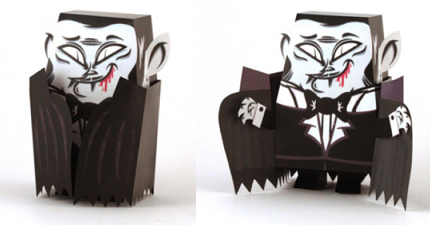 Blog_Paper_Toy_papertoy_Dracula_Tougui