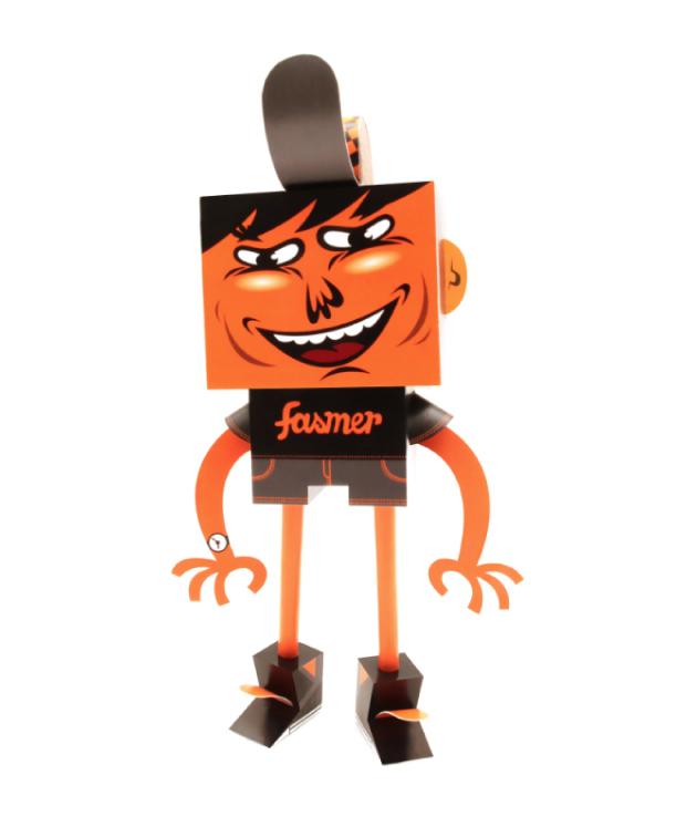 Blog Paper Toy papertoys Rodrigo Del Papel Fasmer pic Rodrigo Del Papel batch #1 (x 10)