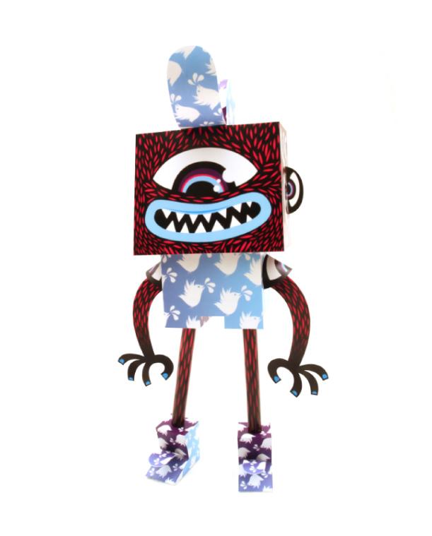 Blog Paper Toy papertoys Rodrigo Del Papel Tanki pic Rodrigo Del Papel batch #2 (x10)