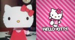 Papercraft Hello Kitty