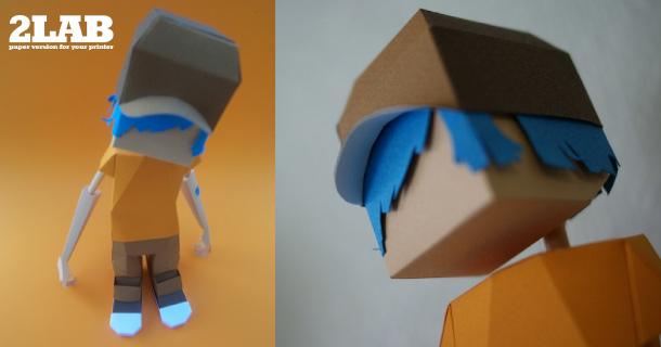 Blog_Paper_Toy_papertoy_Long_Arms_Boy_Merrci
