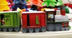 Christmas Train Papercraft